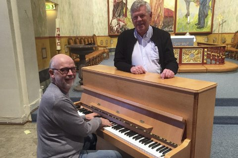 Prest i Prøysen-land: sangkåseri i Åsmarka kirke onsdag klokka 19.