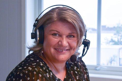 ORDFØRER: Anita Ihle Steen (Ap) gjester RB-podden.