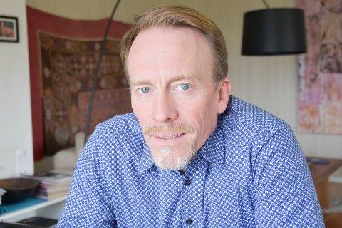 OPPLEVDE DRAMA: Høyres-ordførerkandidat Kai Ove Berg (47) forteller om dramaet han opplevde i 2001.