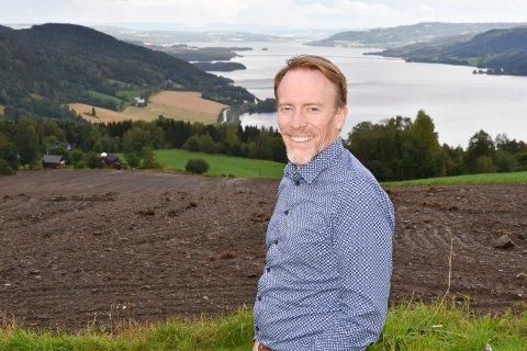 For færre skoler: Kai Ove Berg i Ringsaker Høyre