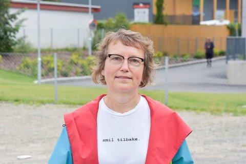 KANDIDATEN: Kirsti Johanne Gjestvang Wedum, Senterpartiet.