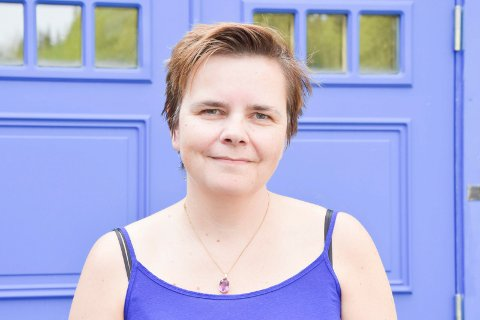 KANDIDATEN: Inger Marie RIngsbu (42) fra Kristelig Folkeparti.