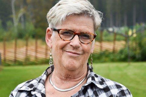KANDIDATEN: Karin Mathisen (67), Sosialistisk Venstreparti.