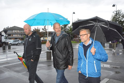 Odd-Amund Lundberg, Carl Olav Nordengen og Svein Håvard Korshavn
