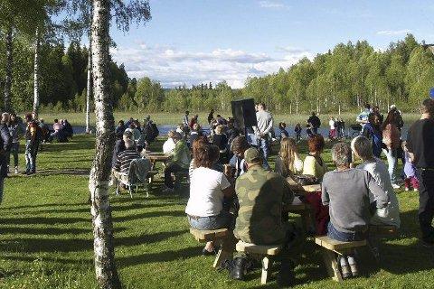 Frilufts-festivaL: I Lismarka fortsetter Friluftsfestivalen lørdag klokka 12 – 17.