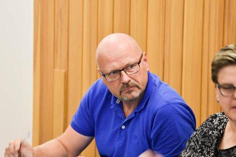 EN HALL FOR HELE BYGDA: Ap-politiker og furnesing Johnny Stranden mener den nye storstua ved Stavsberg skole skal være en hall for hele bygda, og stemte derfor for navnet Furneshallen.