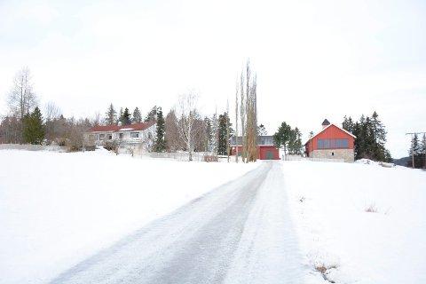 Solgt: Småbruket i Rennebergsvegen 486 ble den dyreste eiendom solgt i Ringsaker i desember.