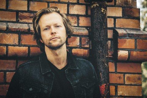 Spiller i Moelv: Terje Nordgarden med band holder konsert i Moelv lørdag 25. januar.