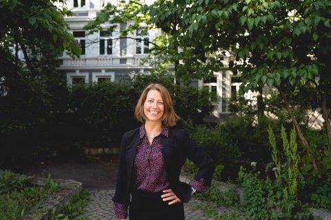 FINALIST: Solvor Øverlien Magi fra Stavjsø står bak selskapet Lifeness, som er finalist til å vinne Årets Sosiale Entreprenør.
