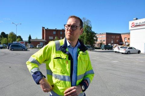 Spiller på flere strenger: Ola Børke er til vanlig direktør for Eidsiva bioenergi.