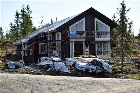 Bygging: Nybygging og påbygging av boliger og hytter vil følges opp ekstra for å unngå svart arbeid.
