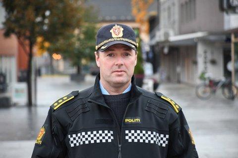 RINGSAKER-LENSMANN: Jørn Arild Flatha.
