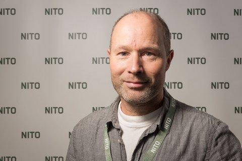 Harald Rygh, avdelingsleder NITO Hedmark