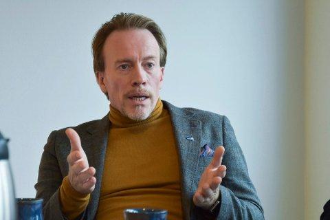 KIRKEVERGE i RINGSAKER: Kai Ove Berg.