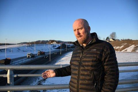 ETTERLYSER HANDLING: Odd-Amund Lundberg, Senterpartiet. Arkivfoto: Asgeir Høimoen