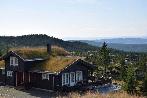 Mange hytter: Mange har hytter i Ringsaker og i samarbeid med Nettavisen lager Ringsaker Blad en ordning som gjør det enkelt å leie den ut.