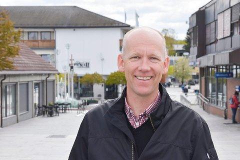 NY HR-SJEF: Roger Nilssen er ansatt som HR-sjef i Ringsaker kommune.