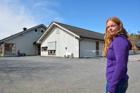 Tillitsvalgt: Sigfrid Lohnbakken er klare på at de ansatte ønsker å bevare skolen.