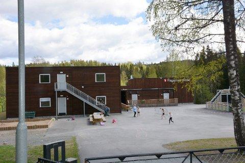 Legges ned? Både FAU ved Fagernes og Åsen har fått innspill fra foreldre som mener skolene er for små og at det må endring til.