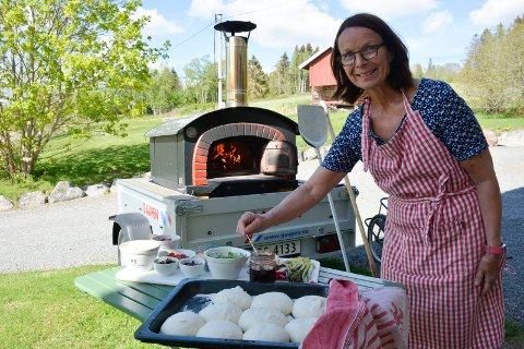LEDER: Ingerine Amundsen har fått ny jobb.