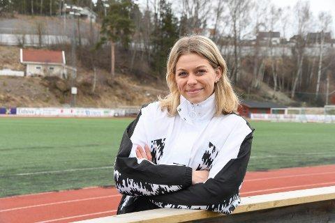 Nedrykk: Ingrid Byrøygard Kvernvolden fikk ikke spilt for Røa denne sesongen. Lørdag rykket laget hennes ned. Bildet er tatt tidligere i sommer.