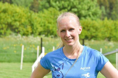 VIL FINNE TILBAKE MOTIVASJONEN: Jeanette Sandbæk Håland (32).