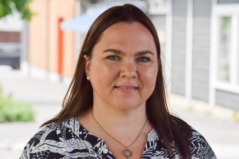 FORFATTER: Line Østerhagen (44).