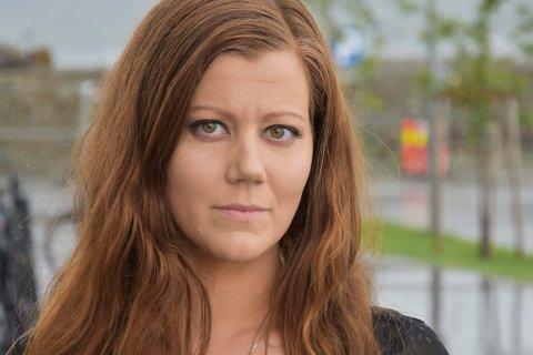AVSLØRTE BRUDD: Norun Haugen (30) gikk undercover i norsk kjøttbransje og avslørte brudd på Dyrevelferdsloven.
