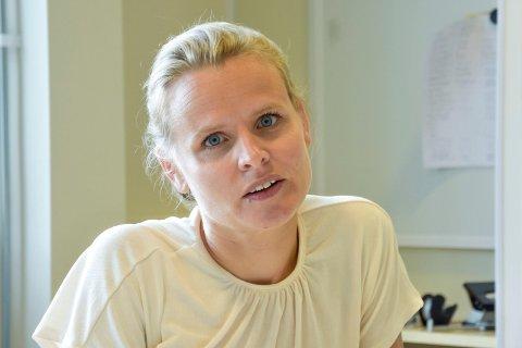 Cecilie Blakstad Eikenes, kommuneoverlege.
