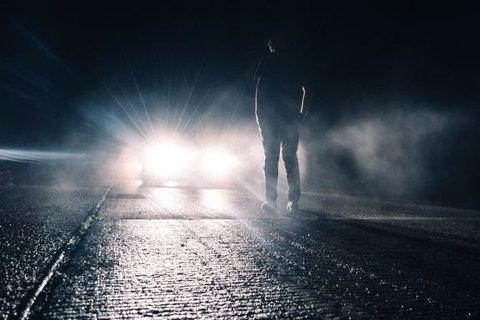 LYS: Statens vegvesen minner bilførerne på å skru på lyset i høstmørket.