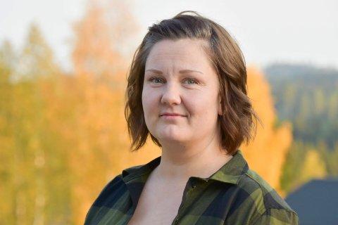 TREBARNSMOR: Jorid Glad-Iversen (40) fra Lismarka tror debattklimaet i saken om skolestruktur gjør at mange ikke tør å si hva de mener i saken.
