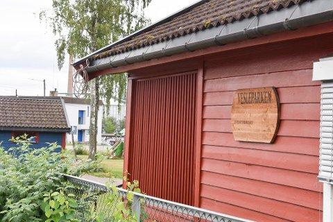 Dårlig plass: Det er for dårlig plass i Vesleparken barnehage mener de ansatte.