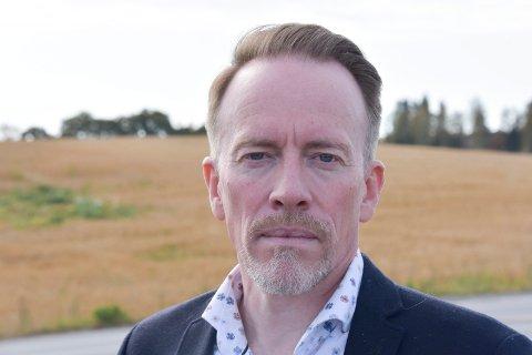 HØYRE-POLITIKER: Kai Ove Berg.
