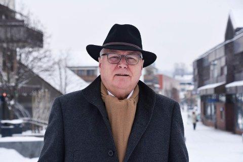 NY STYRELEDER: Jan Torkehagen er ny styreleder i Ringsaker Arbeiderparti.