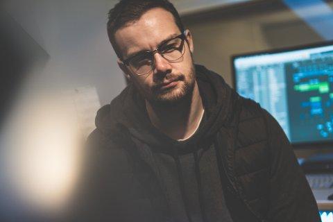 Debut-EP: Rokusho (Lars Christian Fredlund) fra Brumunddal gir ut sin debut-EP fredag.