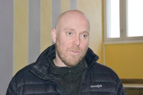SP-POLITIKER: Odd-Amund Lundberg.