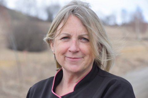 FRA ENGLAND TIL MOELV: Susan Willitt-Romsås.