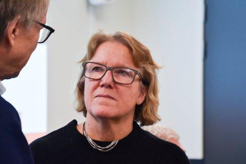 ADMINISTRERENDE DIREKTØR: Alice Beathe Andersgaard i Sykehuset Innlandet.