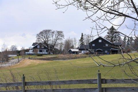 NEST DYRESTE: Denne eiendommen i Yksetvegen i Furnes ble aprils nest dyreste.