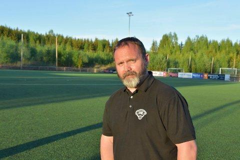 STYRELEDER: Vegard Engebretsen i Furnes Fotball.