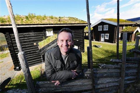 Ny næringssjef: Ove Gjesdal som tidligere har vært reiselivssjef for Lillehammer.