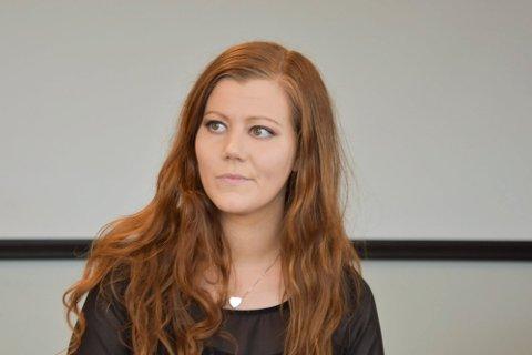 DYREVERNER: Norun Haugen.