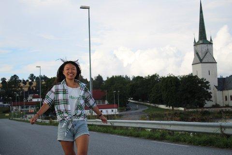 Ett år på Nes: Ting Tsai setter kursen hjem til Taiwan etter ett år som nesning.