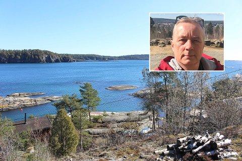NY HYTTEEIER: Tidligere Ap-politiker og justisminister Knut Storberget har valgt å investere i hytteeiendom i Bamble.