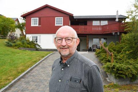 Takknemlig: Lars Skar fra Moelv sier han er takknemlig for alle hjelpa han har fått i forbindelse med nyretransplantasjoner.
