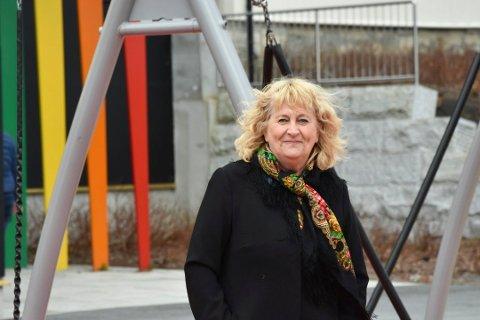 FORSVINNER: Tone Strømberg har sagt opp jobben som rektor ved Mørkved skole.