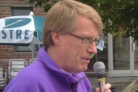 Karsten Lien (SV) er ny leder av kontrollutvalget i Ringerike.
