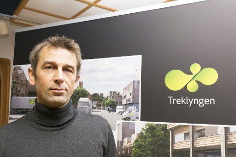 Treklyngen-sjef Rolf Jarle Aaberg mener kravet om større andel biodrivstoff er svært positivt for bransjen.