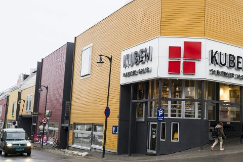 Kammerud og Jøntvedt mener det hadde vært spennende å utvide gågateareal i sentrum.