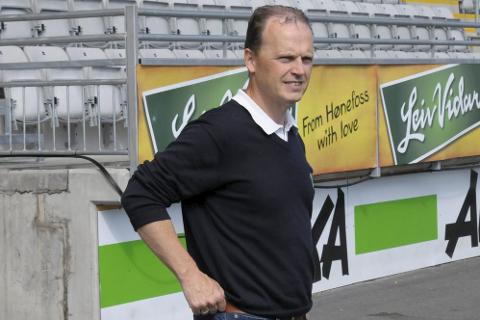 Rolf-Magne Walstad blir nå sportslig leder i Lyn.